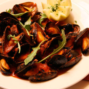 Brunos Italian Restaurant Dumfries - Fresh Seafood