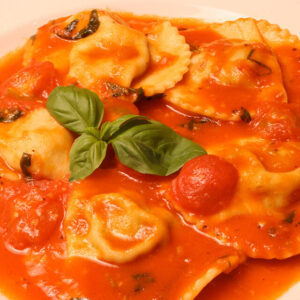 Brunos Italian Restaurant Dumfries - Ravioli Pasta