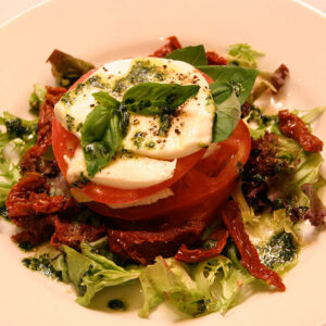Brunos Italian Restaurant Dumfries - Insalata Caprese